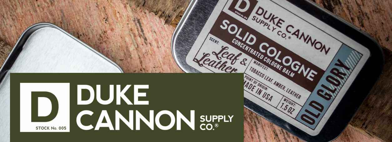Shop Duke Cannon at Dunham's