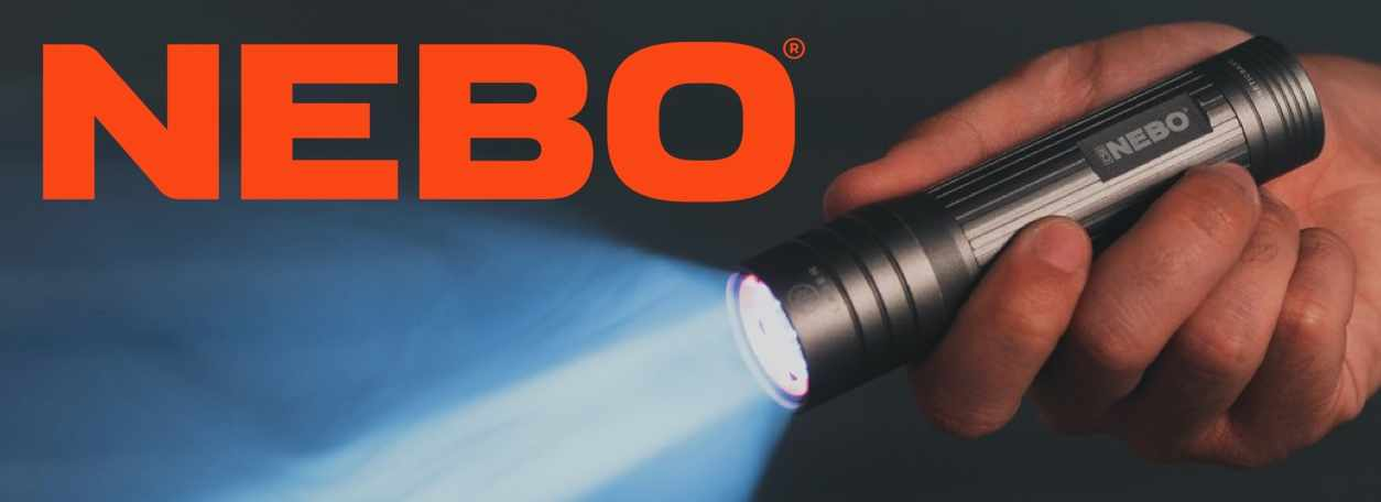 Shop Nebo Flashlights at Dunham's