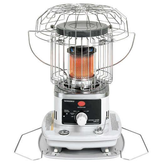 Kerosene Heaters & Accessories
