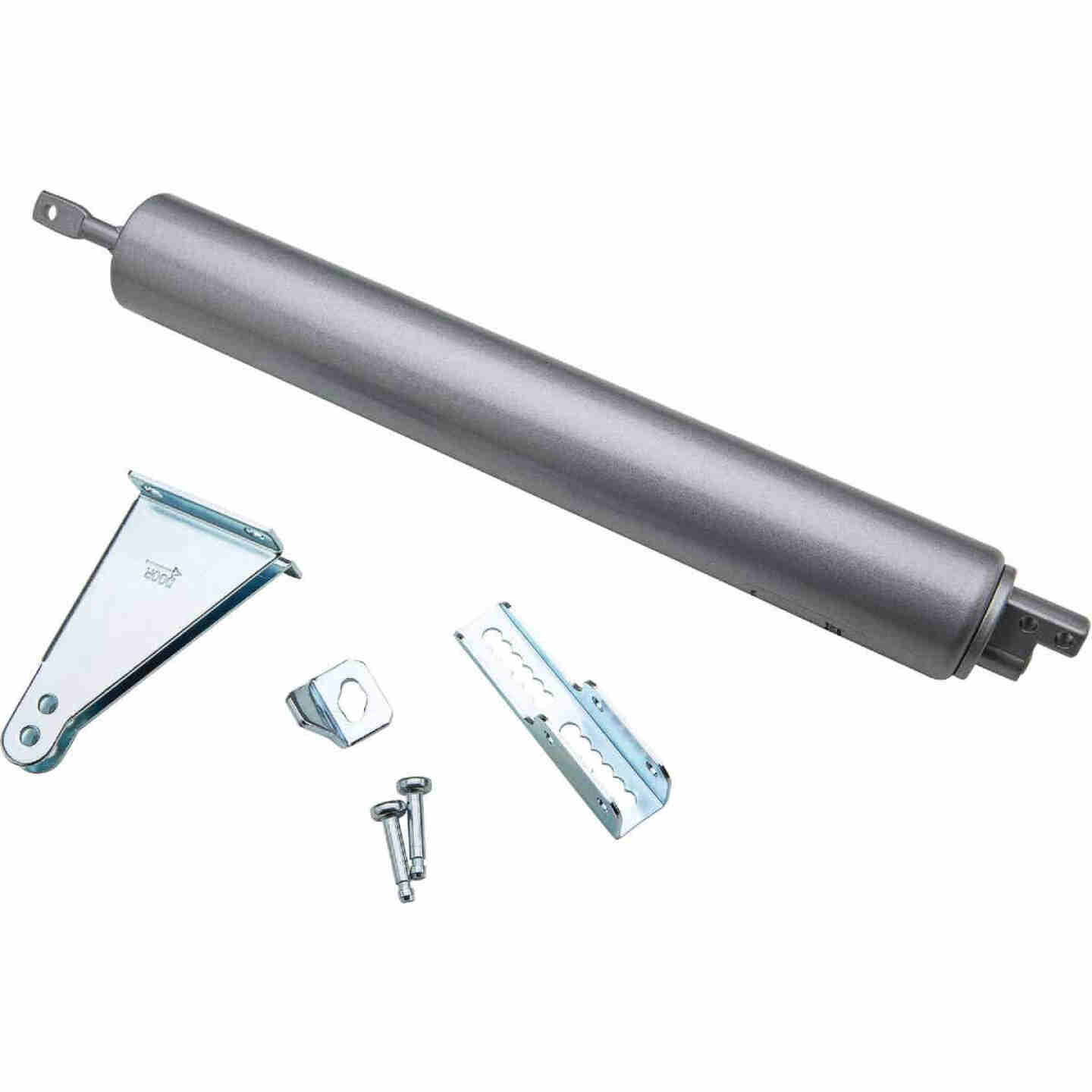 National Aluminum Heavy-Duty Pneumatic Screen Door Closer Image 1