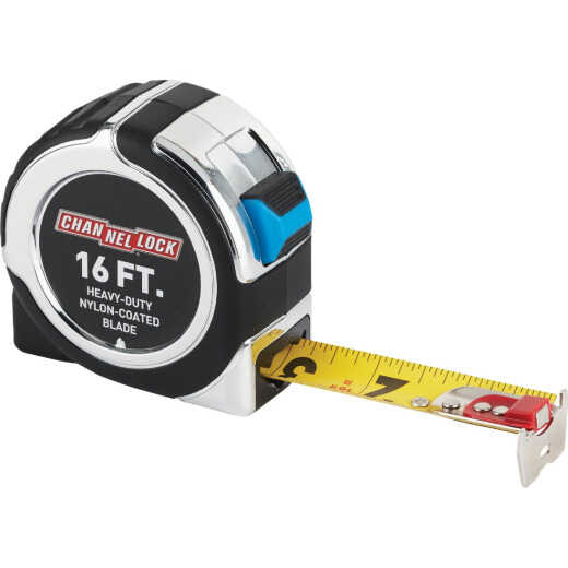 Channellock 16 Ft. Professional Tape Measure
