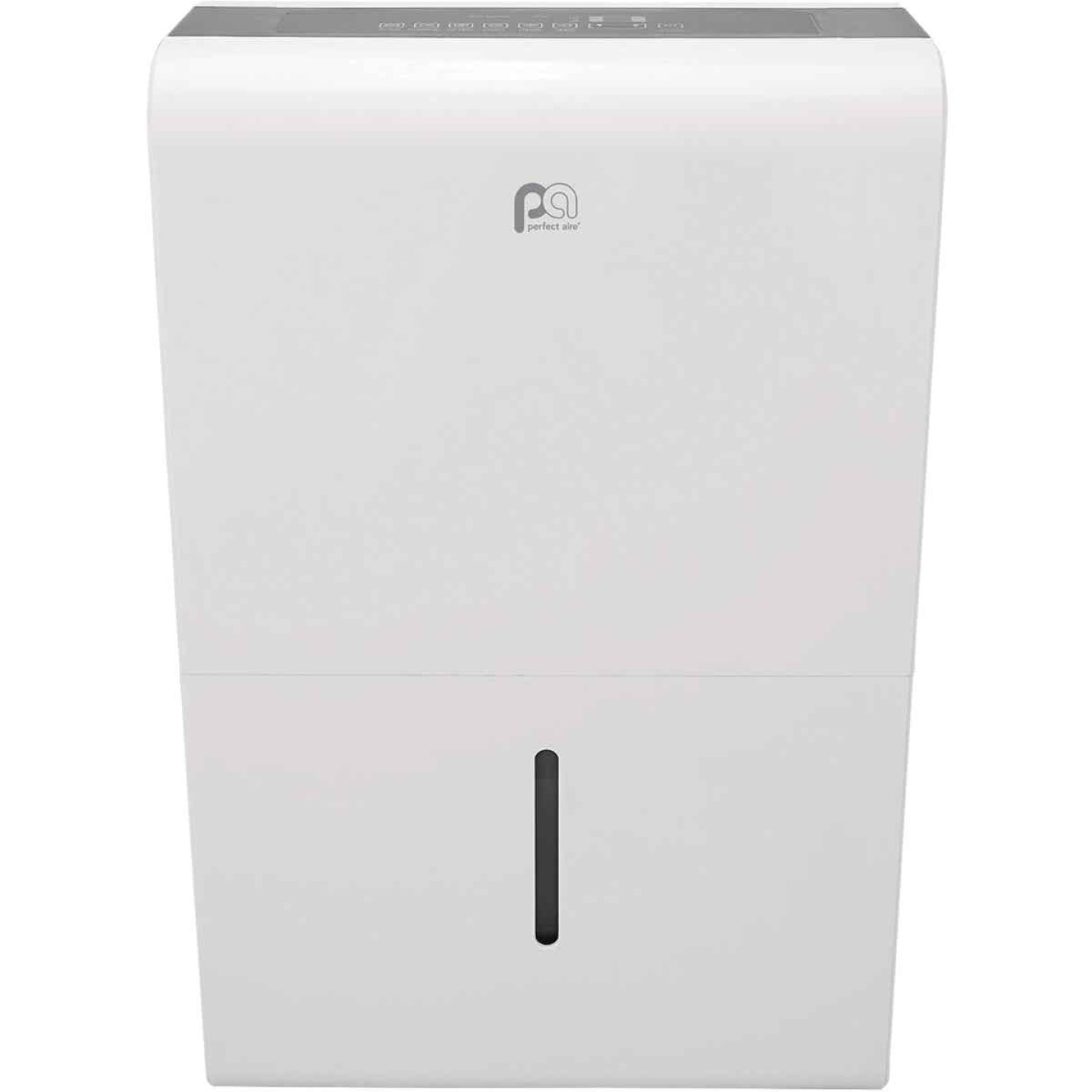 Perfect Aire 35 Pt./Day 592 Sq. Ft. Coverage 2-Speed Flat Panel Dehumidifier Image 2