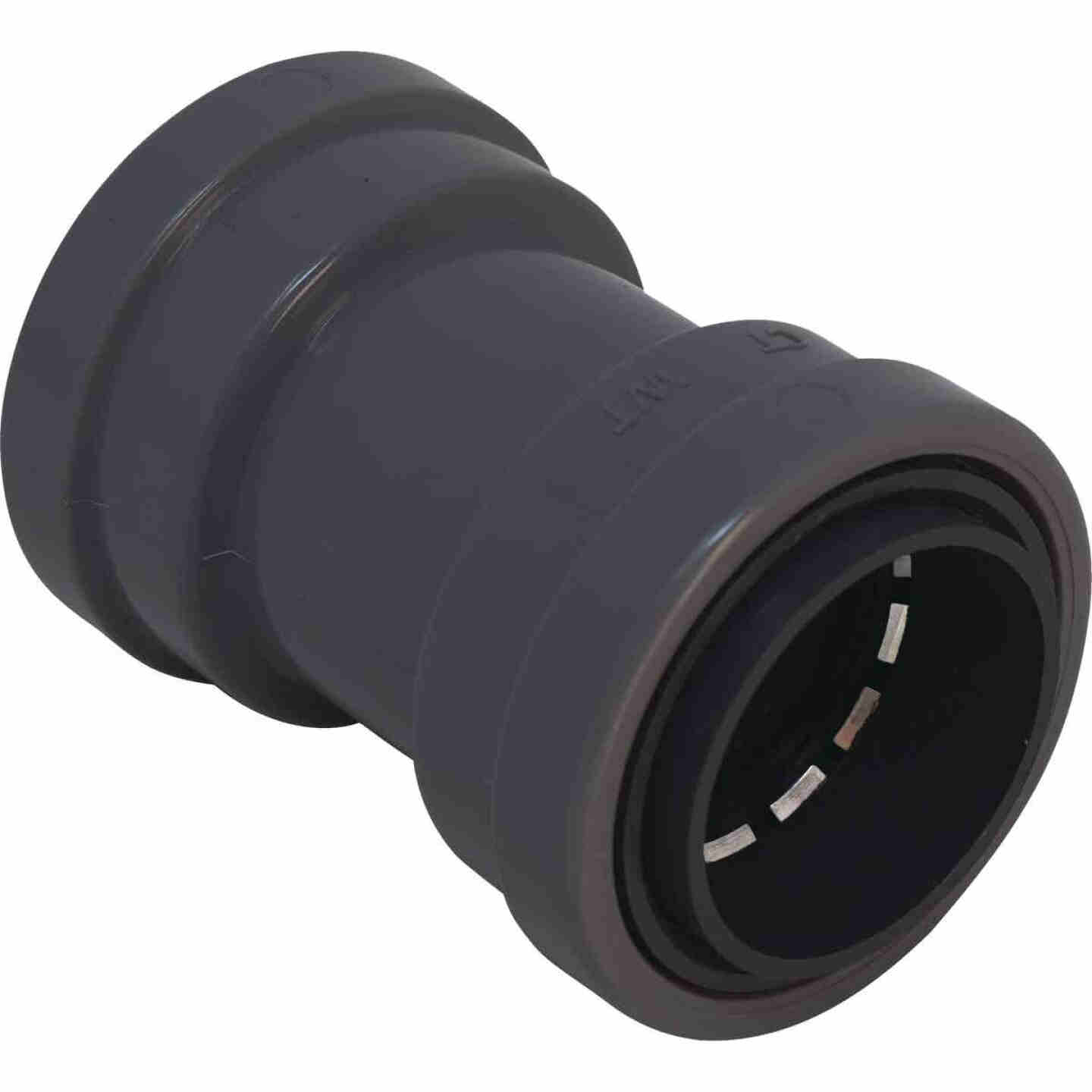 Southwire SimPush 1/2 In. Liquid Tight Push-To-Install Type B Conduit Coupling Image 1