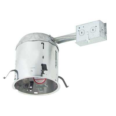Halo 6 In. Remodel IC Rated Recessed Light Fixture
