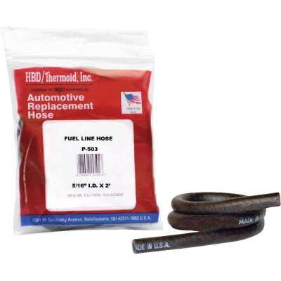Thermoid 5/16 In. ID x 2 Ft. L. Fuel Line Hose