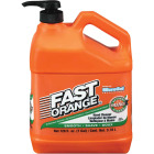 PERMATEX Fast Orange Smooth Citrus Hand Cleaner, 1 Gal. Image 1