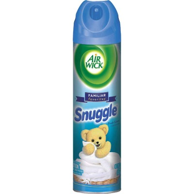 Air Wick 8 Oz. Fresh Linen Aerosol Spray Air Freshener
