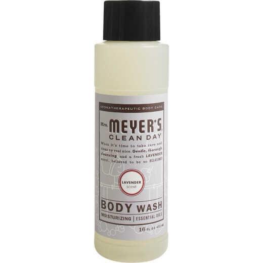 Mrs. Meyer's Clean Day 16 Oz. Lavender Body Wash