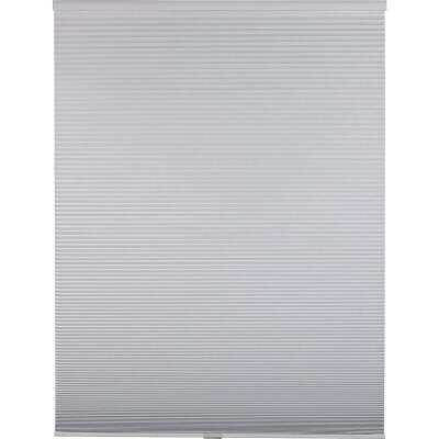 Home Impressions 1 In. Room Darkening Cellular White 60 In. x 72 In. Cordless Shade