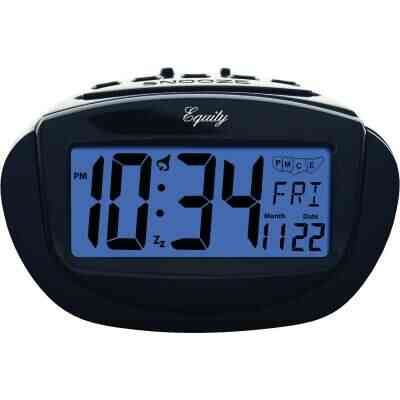 La Crosse Technology Elgin Battery Operated Alarm Clock