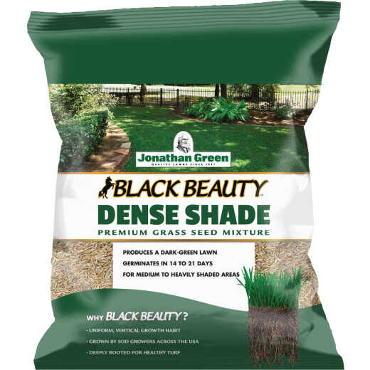 Jonathan Green Black Beauty 3 Lb. 900 Sq. Ft. Coverage Dense Shade Grass Seed