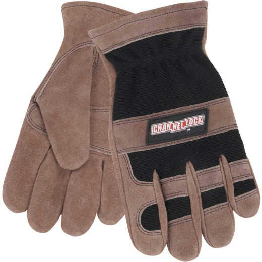 Channellock Men's Large Leather Work Glove