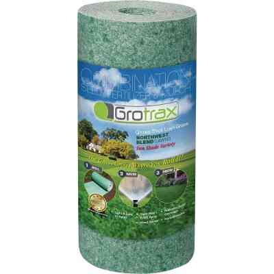 GroTrax Quick-Fix 50 Sq. Ft. Coverage Northwest Mix Grass Seed Roll