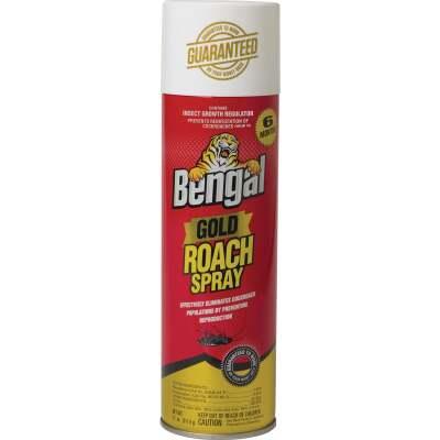Bengal Gold 11 Oz. Aerosol Spray Roach Killer