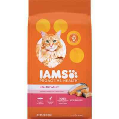 Iams Proactive Health 7 Lb. Salmon & Tuna Flavor Adult Dry Cat Food