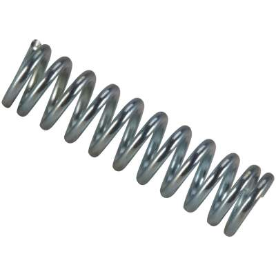 Century Spring 1 In. x 1/2 In. Compression Spring (2 Count)