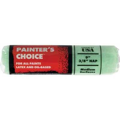 Wooster Painter's Choice 9 In. x 3/8 In. Knit Fabric Roller Cover