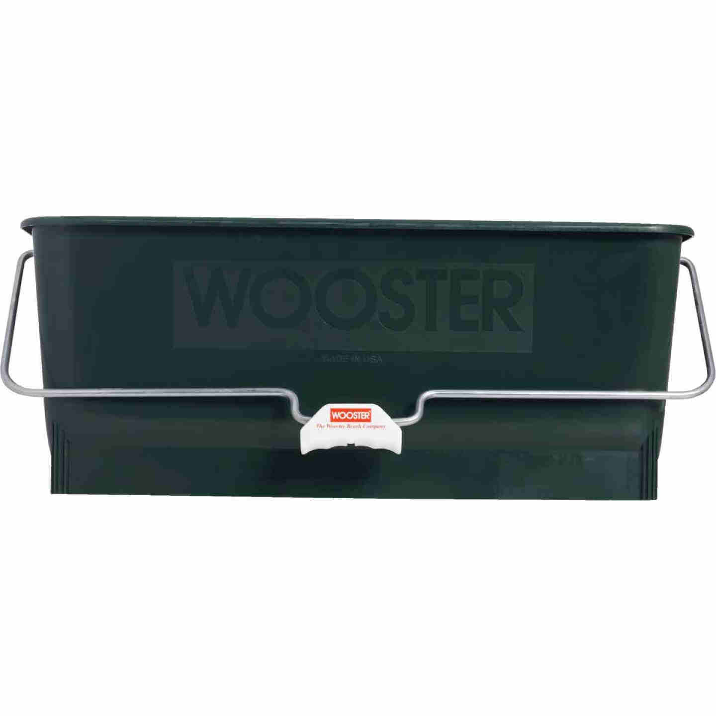 Wooster Wide Boy 5 Gal. Green Painter's Bucket Image 2