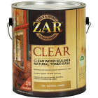 Zar 1 Gal. Deck & Siding Clear Wood Sealer & Stain Image 1