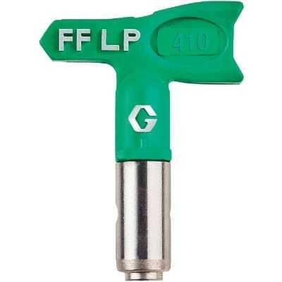 Graco Fine Finish Low Pressure FFLP RAC X 8 In. W. 0.010 In. Tip Paint Sprayer Airless Spray Tip