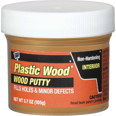 DAP Plastic Wood 3.7 Oz. Natural Oak Wood Putty
