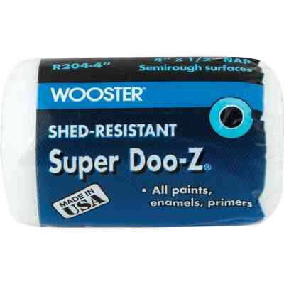 Wooster Super Doo-Z 4 In. x 1/2 In. Woven Fabric Roller Cover