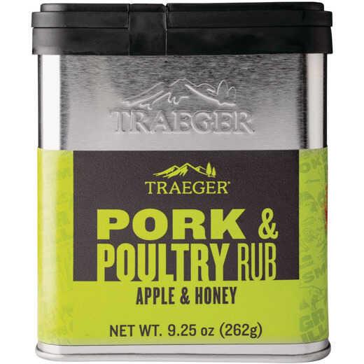 Traeger 9.25 Oz. Apple & Honey Flavor Pork & Poultry Rub